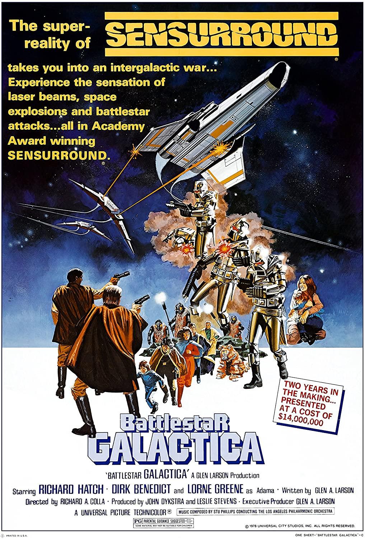Battlestar Galactica Serie Completa (1978) Dual 720p