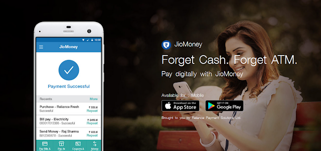 jiomoney india digital wallet