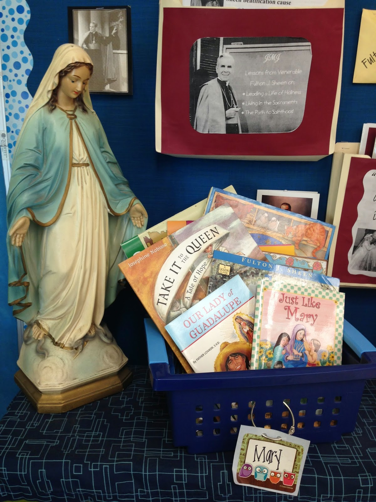 Look To Him And Be Radiant Favorite Books About Mary A Playlist