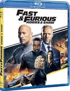 Fast and Furious: Hobbs and Shaw [2019] [BD25] [Latino]