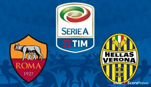 مشاهدة مباراة روما وهيلاس فيرونا بث مباشر اليوم 19-09-2020 بالدوري الإيطالي