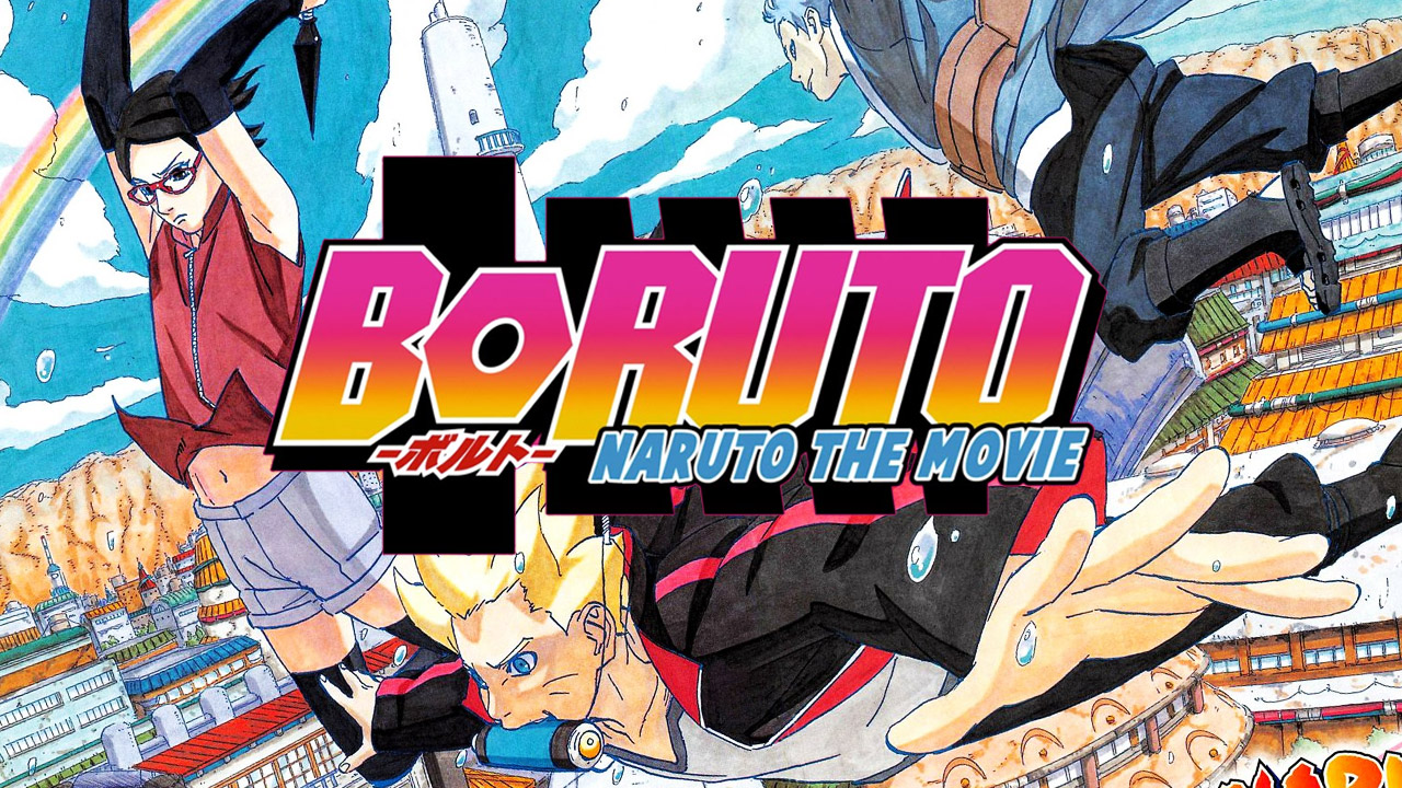 Boruto Naruto The Movie HD CAM Subtitle Indo Rabu 04 November 2015 Donwload Sub Baca Selengkapnya