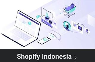 hubungkan akun shopify ke fanspage
