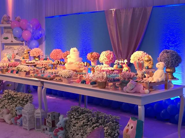 mesa de doces, doces temáticos, festa sonho, festa menina