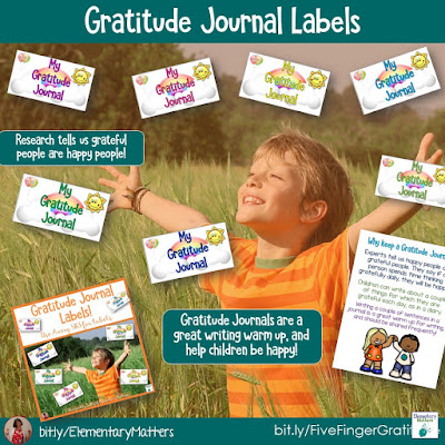 https://www.teacherspayteachers.com/Product/Gratitude-Journal-Labels-5100464?utm_source=5%20finger%20gratitude%20post&utm_campaign=gratitude%20journal%20labels