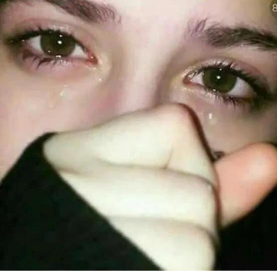 رمزيات بنات تبكي بحرقة