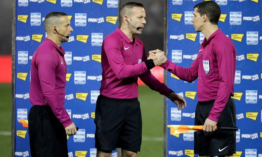 Το σκάνδαλο υπέρ της Λούντογκορετς από τον διαιτητή που όρισε η UEFA στην αποψινή ρεβάνς!