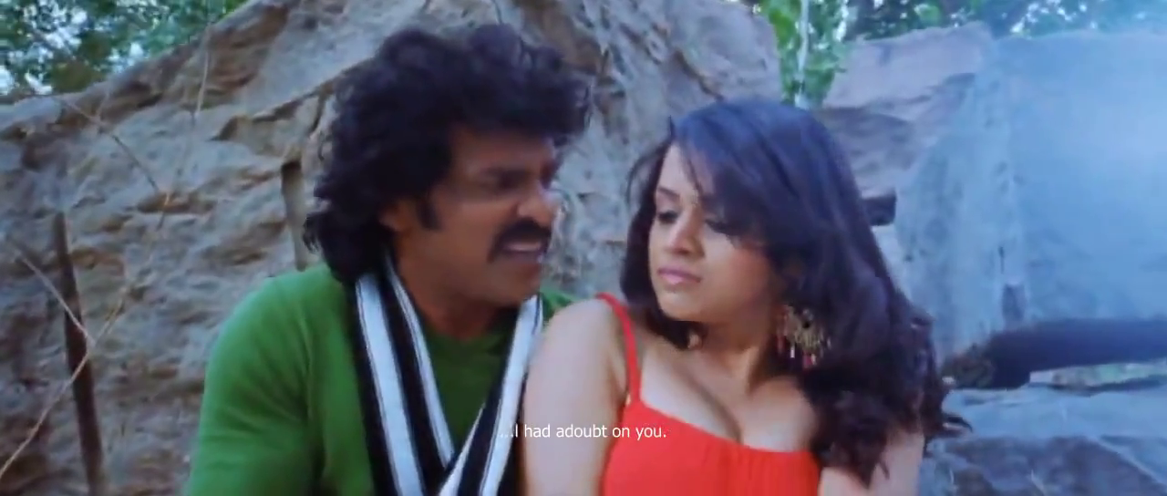Bhavana Hot Sexy Boobs