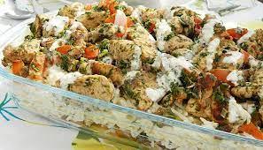 طريقة عمل فتة الدجاج بالطريقة اللبنانية