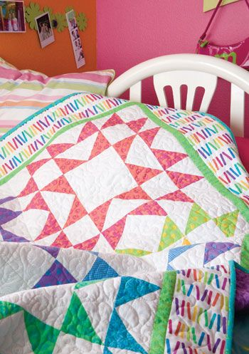 Mix & Match Quilt Free Pattern
