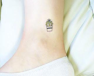 tatuaje cactus