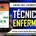 TÉCNICO DE ENFERMAGEM PARA EMPRESA DO SEGMENTO DE SAÚDE NO RECIFE
