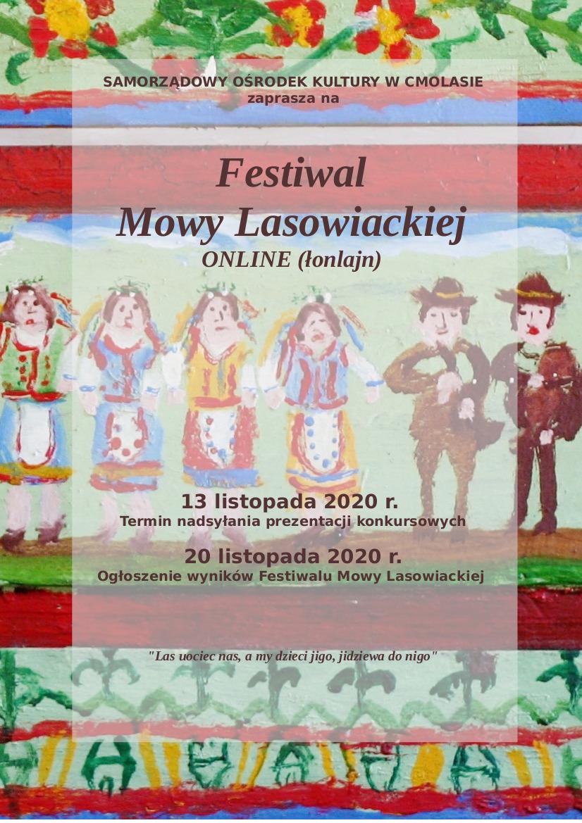 Za nami Festiwal Mowy Lasowiackiej