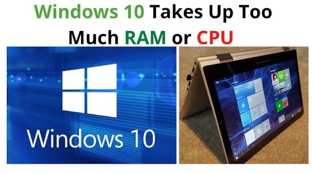 50 memory usage windows 10