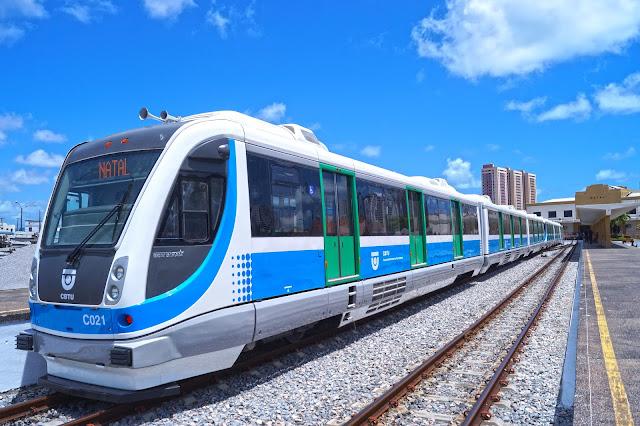 Resultado de imagem para Trens de Natal estreiam novas viagens nesta segunda-feira; confira
