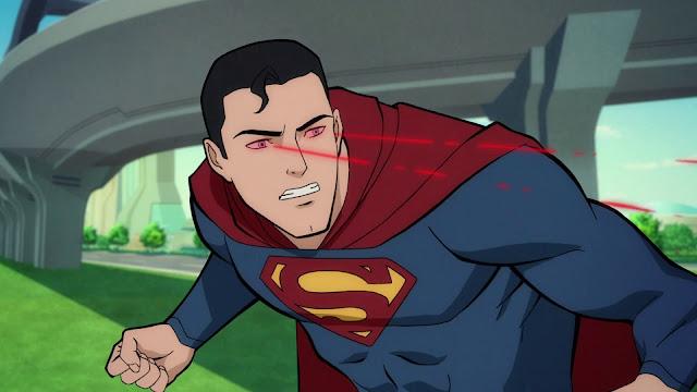 Superman Hombre Del Mañana ver latino