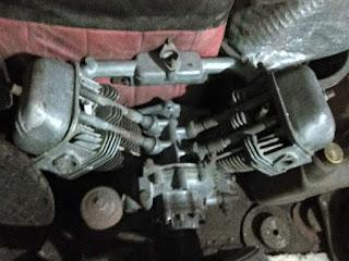 Jual Mesin Mazda B600 Kotak Sabun