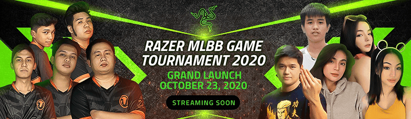 Razer MLBB tournament PH
