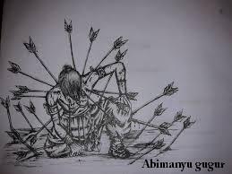 Abimanyu Gugur