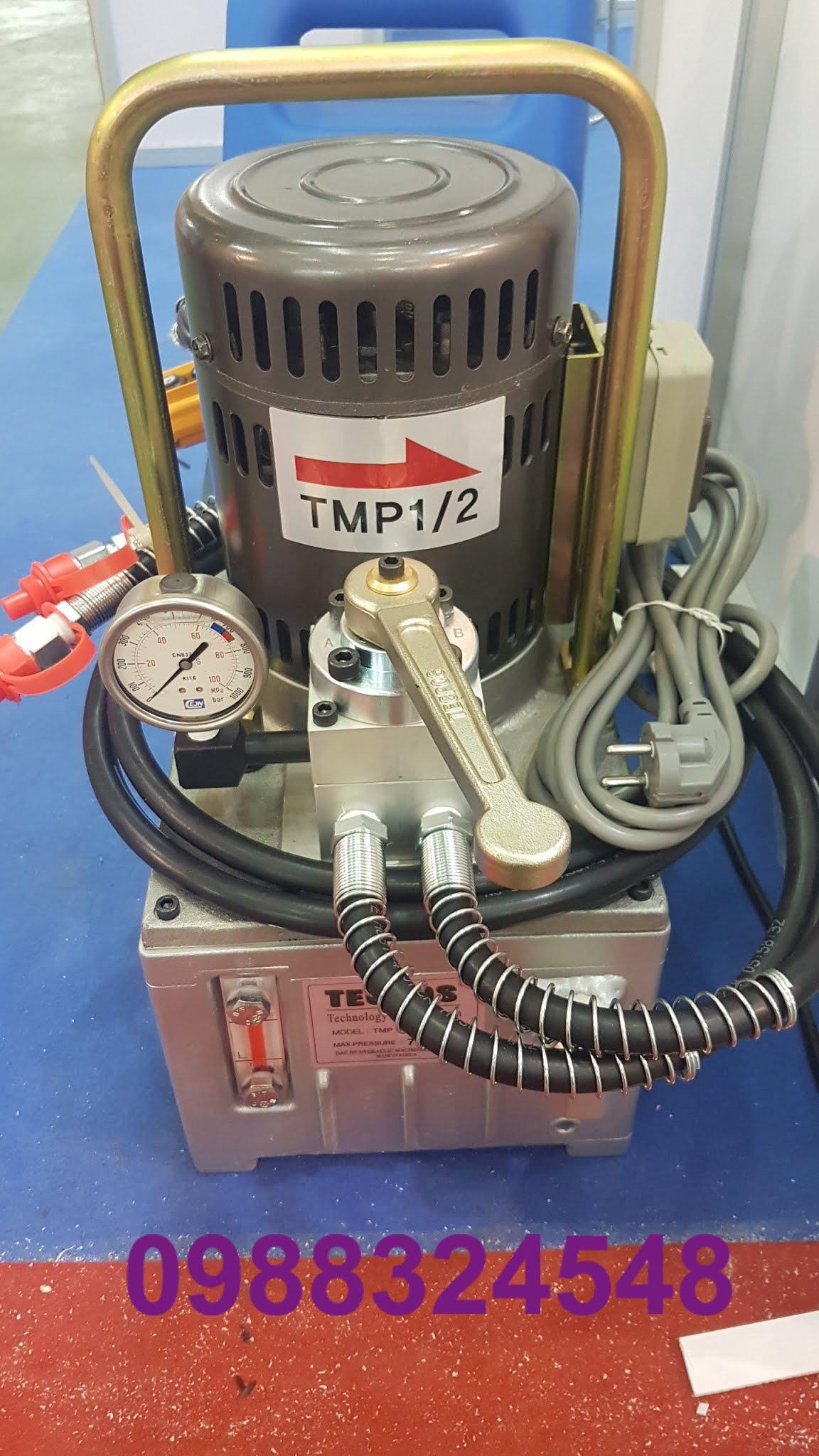 Bơm điện thủy lực Tecpos TMP 1/2-M
