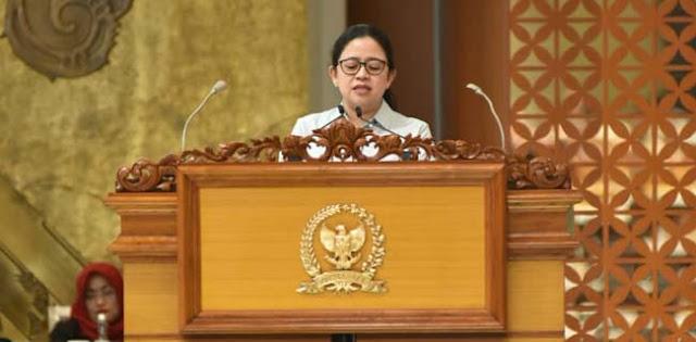 Soal Omnibus Law, Puan Ngaku Sampai Sekarang Belum Ada Surpres Jokowi