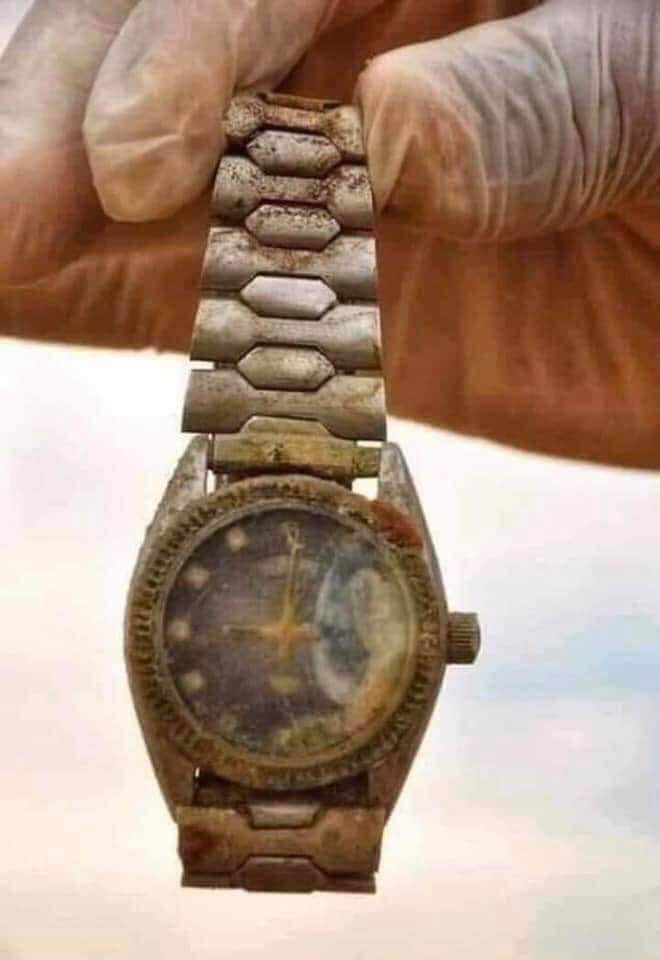 Old Wacth: Know Your Worth, The Right Place Values You in a Right Way