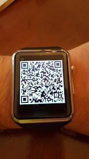 configurazione smartwatch zgpax s79