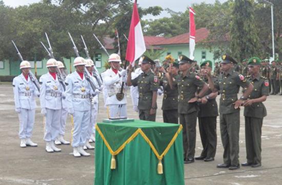 Penerimaan Bintara PK TNI AD TA 2017