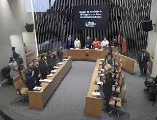Wilson Filho e Raimundo Macedo são eleitos para presidir a Câmara