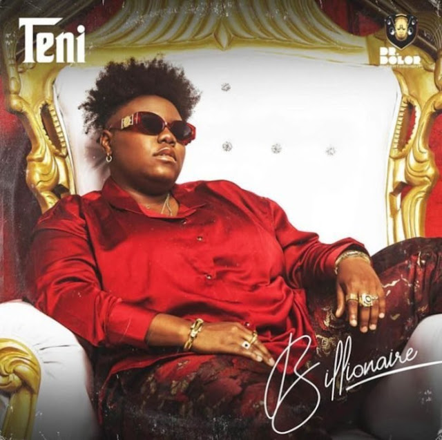 "(Lyrics) Teni ""Super Woman"""