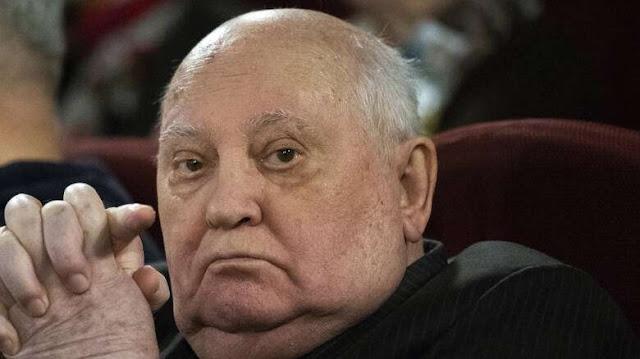 Γκορμπατσόφ: Ρωσία και ΗΠΑ πρέπει να αποφύγουν τον «θερμό πόλεμο»