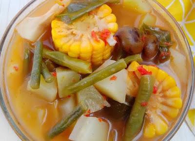 Resep dan Cara Membuat Sayur Asem, Ada Resep Sayur Asem Khas Lombok dan Jakarta Juga