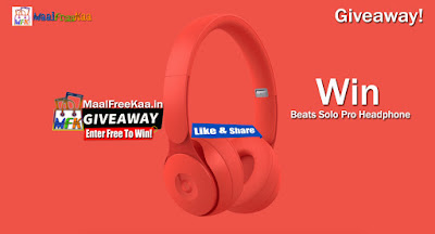 Beats Solo Pro Giveaway