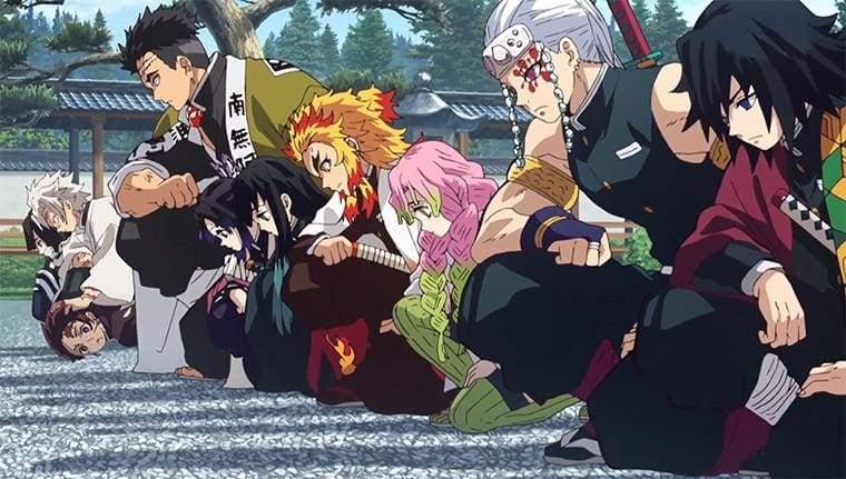 9 Pilar Kimetsu no Yaiba Yang Mati dan Masih Hidup!
