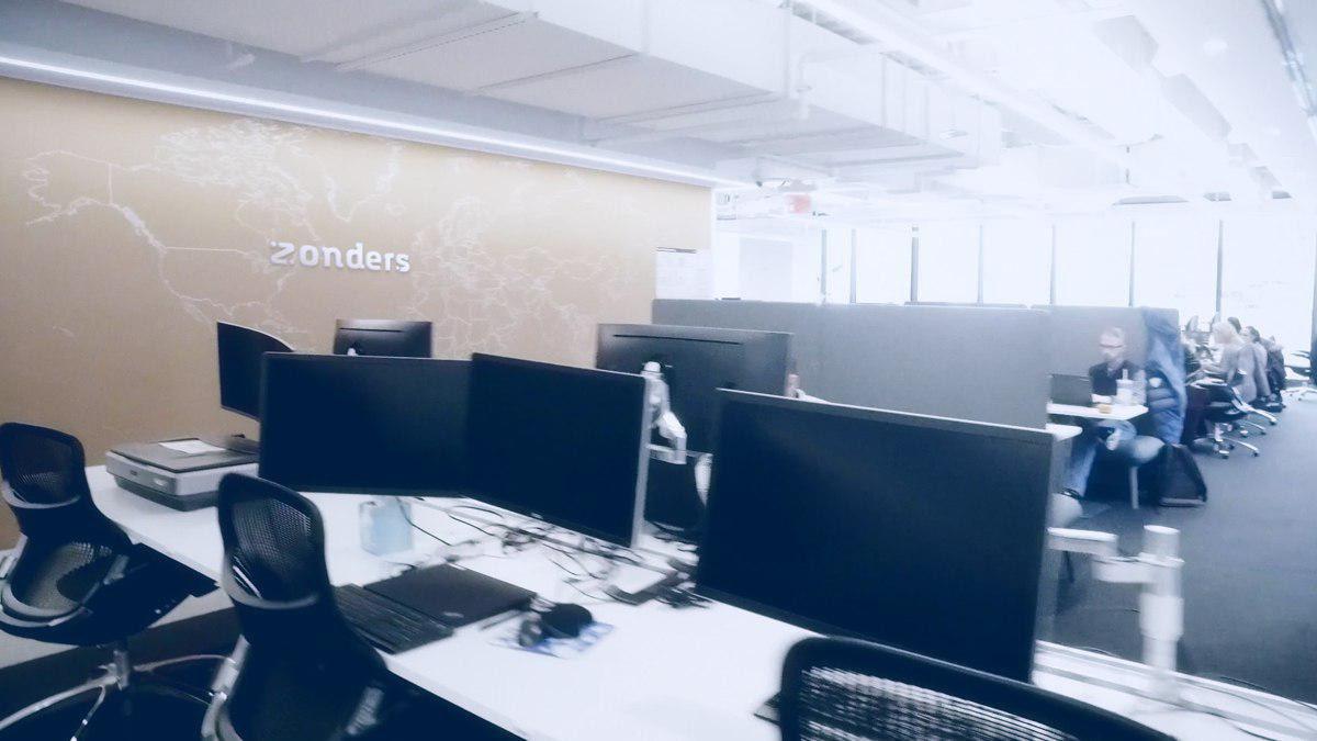 Фотографии с открытия офиса Zonders 2