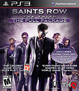 Saints Row The Third Full Package PS3 Torrent