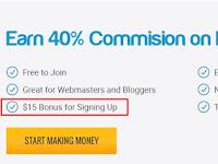 Dapatkan Kredit 15$ Dengan Mendaftar Sebagai Affliate Hawk Host