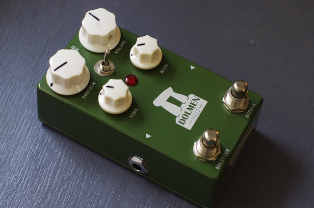 Coda Effects Dolmen Fuzz
