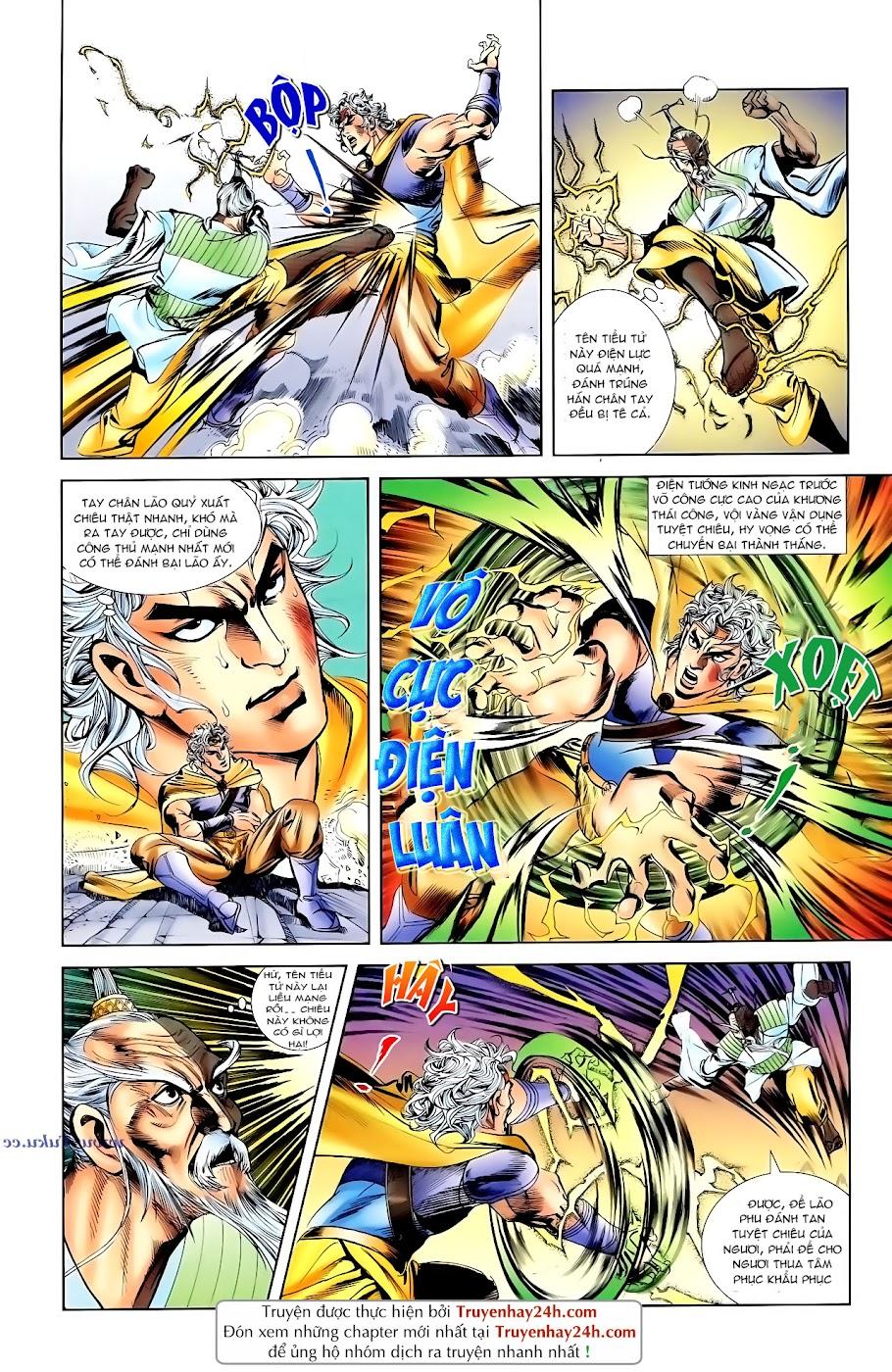 Cơ Phát Khai Chu Bản chapter 92 trang 23