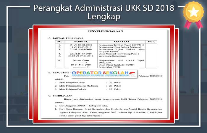 Administrasi SD