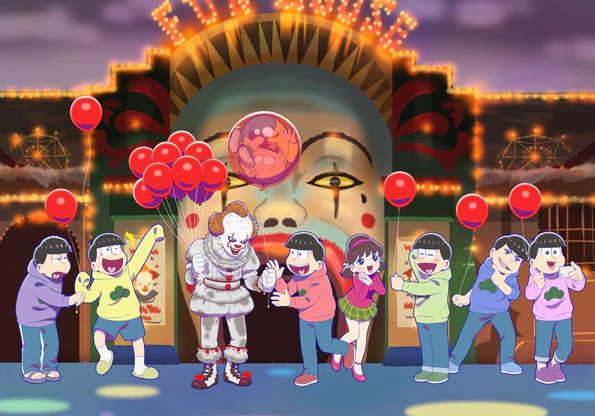 Eiga no Osomatsu-san Terhisap Ke Dunia Film Horor Ini