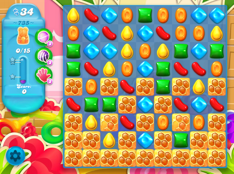 Candy Crush Soda 735