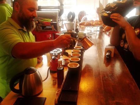 cafea în cești