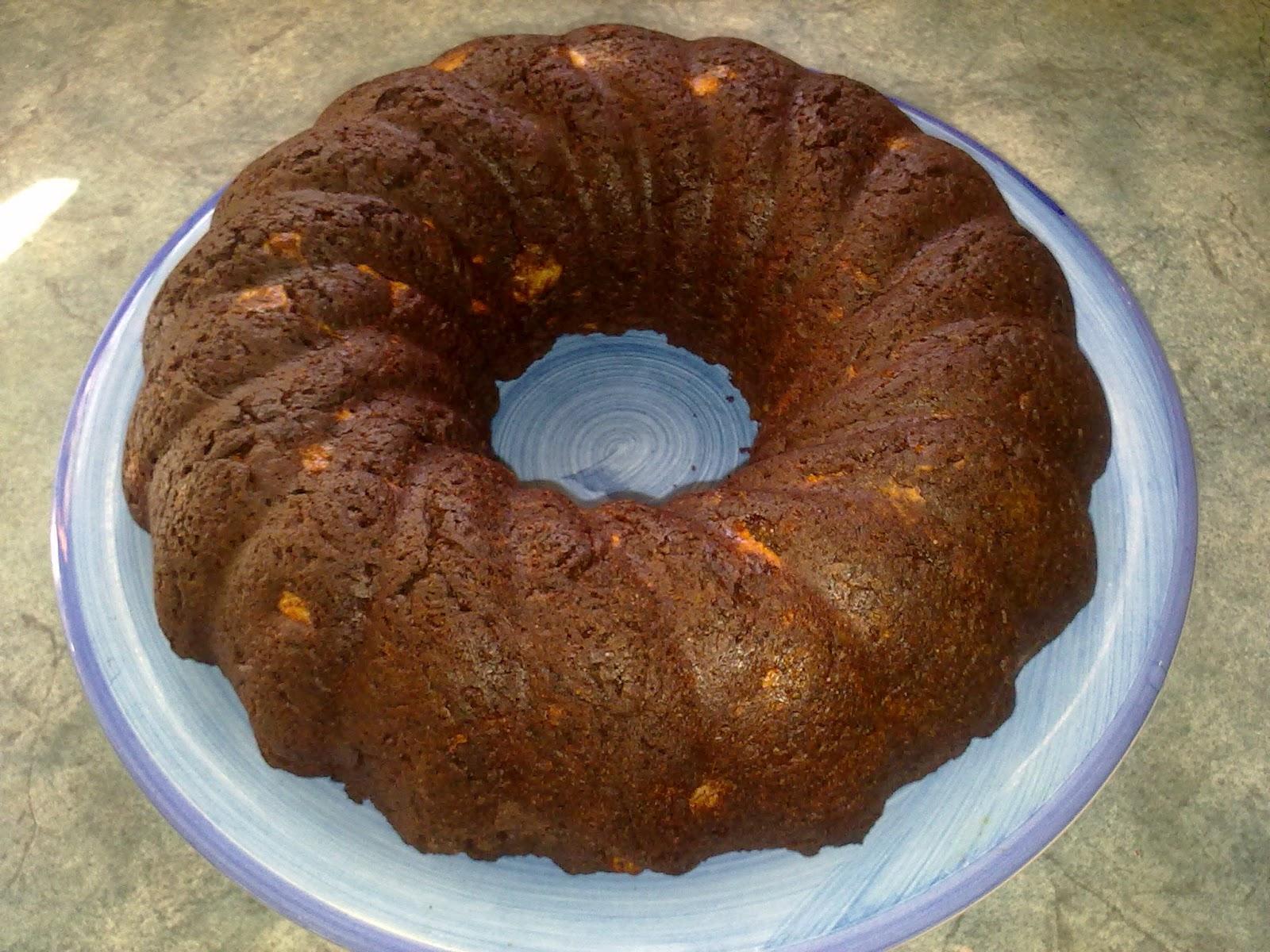 Orgran Chocolate Cake Recipe