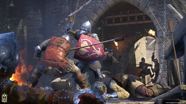 Kingdom Come Deliverance PC Full Español