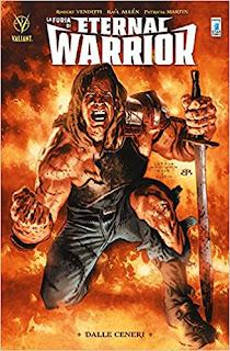 La Furia Di Eternal Warrior 1 Di Robert Venditti PDF
