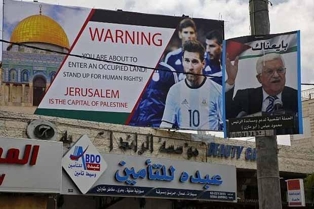 Argentina Batalkan Uji Coba Melawan Israel, Demi Kemanusiaan di Palestina