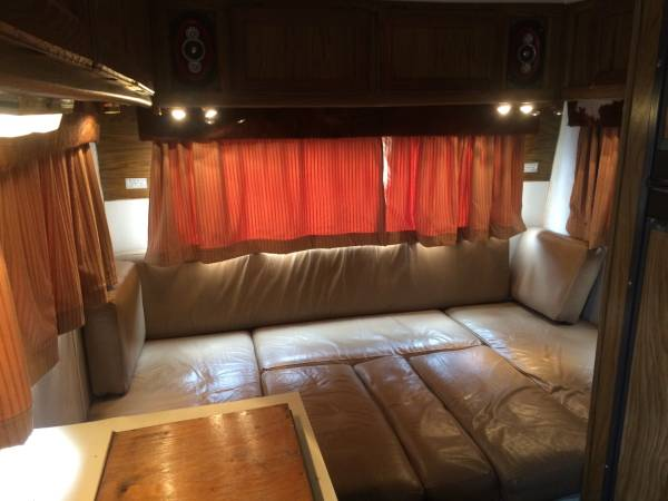 Motorhomes For Sale By Owner >> Used RVs 1986 Toyota Mini Cruiser RV For Sale For Sale by ...