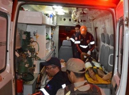 Jovem natural de Cafarnaum, baleado durante assalto, morre no Hospital do Oeste em Barreiras