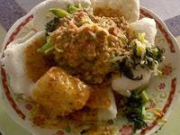 Lebaran dengan Hidangan Pecel Sayur, Nikmat Sekali